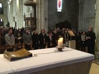 Messe des futurs mariés le 28 février 2016 à Quinsac
