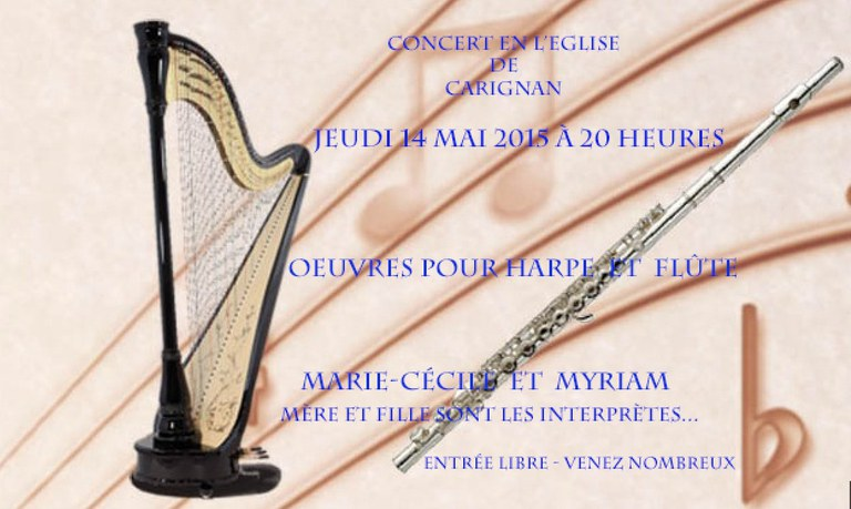 concert carignan