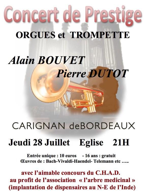 Concert Carignan 28 07 16