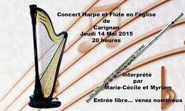 Concert 14 mai 15