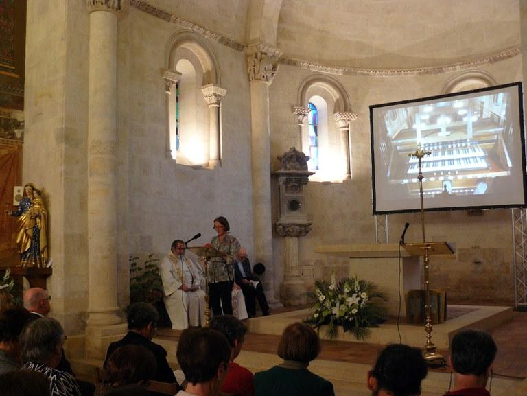 orgues lecture